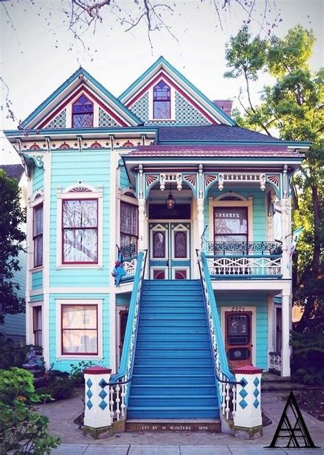 blue victorian house blue victorian house favorite places and spaces pinterest