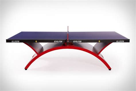 killerspin revolution ping pong table uncrate