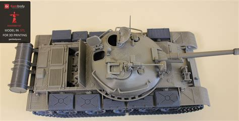 62 best images about 3d printed t 62 3d model press release by gambody gambody