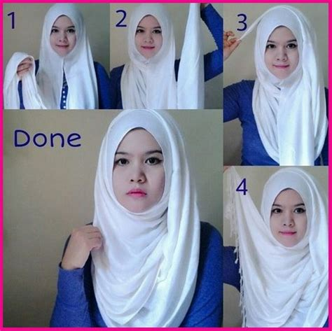 download video hijab tutorial wisuda full step 2015 how to wear hijab in style simple and attractive ways