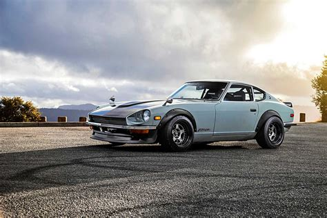 1972 nissan datsun 240z 1972 datsun 240z bucking the system photo image gallery