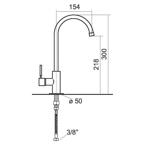 tap pattern c design faucet for filtered tap water stainless steel