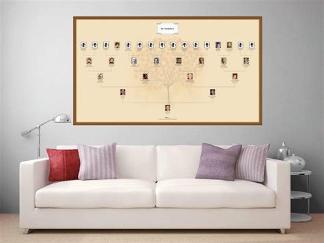 My Family Tree Include Family Tree Poster And 100 Stickers 5 easy tips to create a great family tree poster