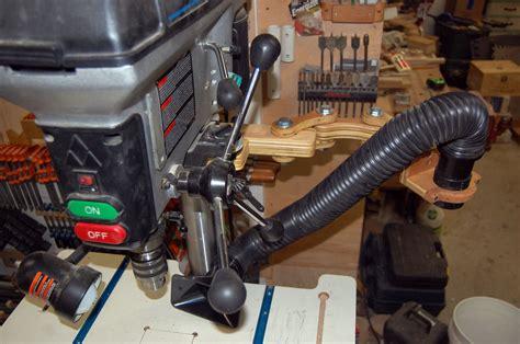 drill press dust collection  tyvekboy  lumberjocks