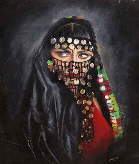 Islamic Artworks 52 femme arabe paintings arabic painting