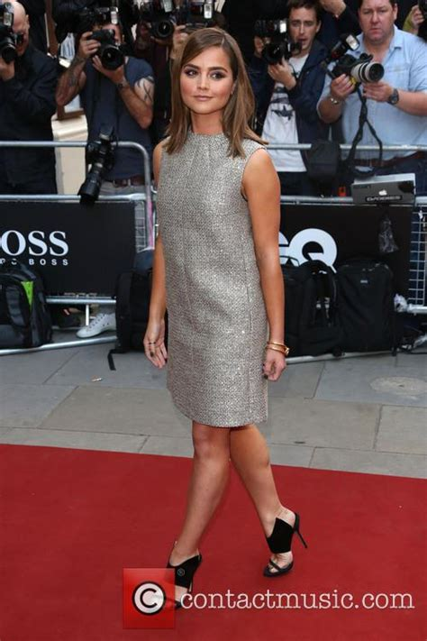 jenna coleman gq men of the year awards 2015 in london jenna coleman gq men of the year awards 6 pictures