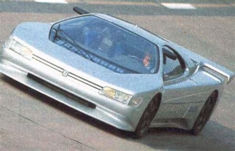 peugeot oxia peugeot oxia les concept cars peugeot