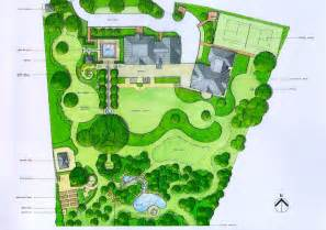 lovely assortment of round lawns masterplan of large
