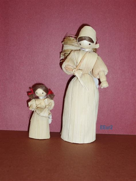 corn husk dolls corn husk dolls time american craft
