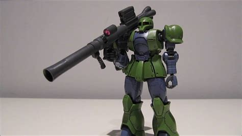 Hg Zaku I Denimslender 1 144 hg zaku i denim slender the origin ver review