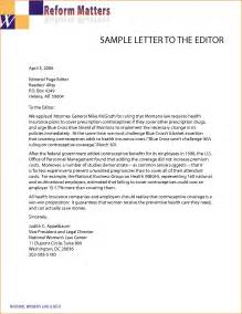 how to write an editorial template letter to the editor template great printable calendars