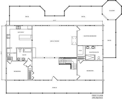 katahdin log home floor plans addison plan 13198 katahdin cedar log homes floor plans