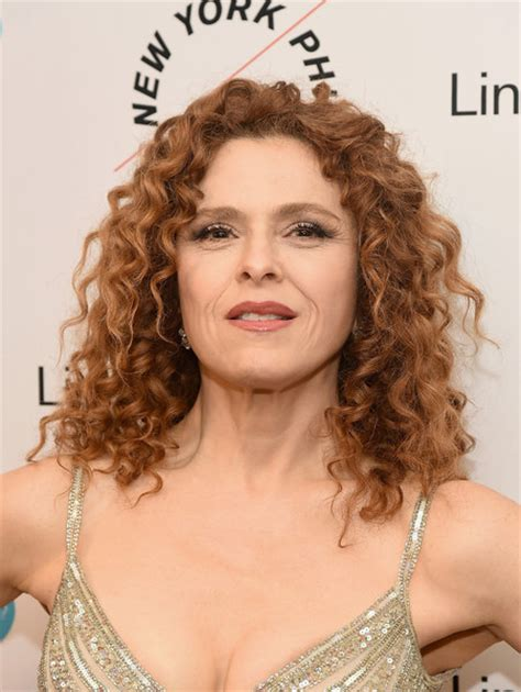 bernadette hairstyle how to bernadette peters medium curls shoulder length
