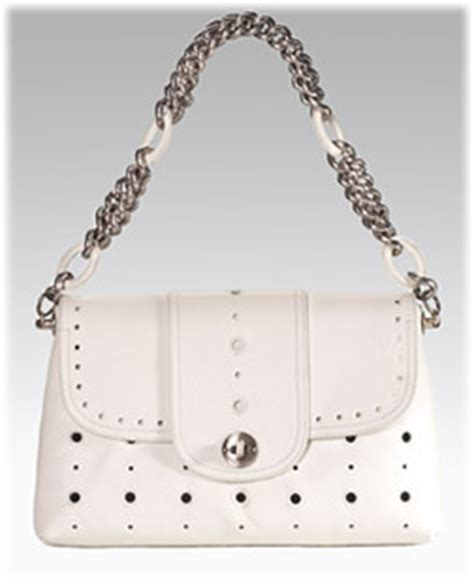 Marc Purse Deal Marc Perforated Leather Flap Purse by Marc Perforated Flap Bag Purseblog