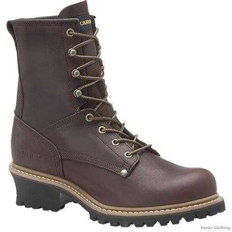 carolina boot carolina 821 boots uninsulated logger boot free shipping