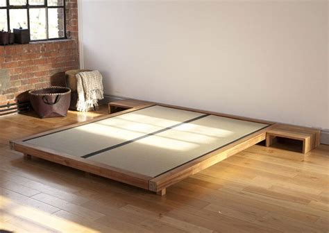 tatami y futon tatami bed from tatami home just placed in brentwood