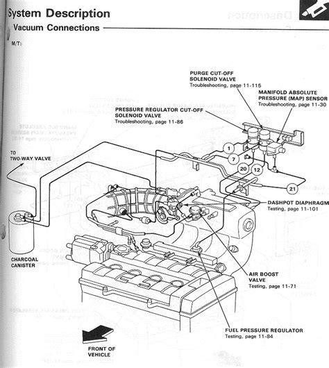 valve vacuum diagram egr valve on 92 b18a1 honda tech honda forum