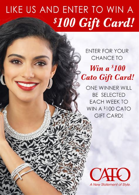 Cato Gift Card - shop cato your style delivered
