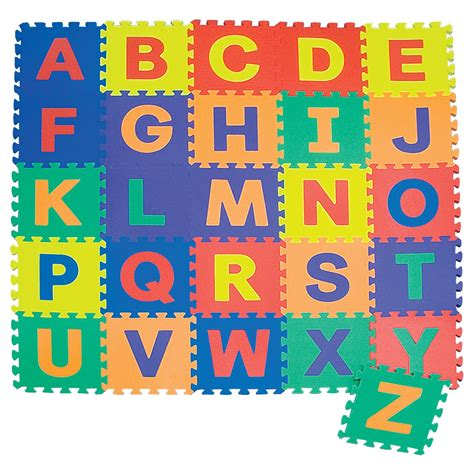 Lighted Magnifier by Maxiaids Edu Tile 26 Letters