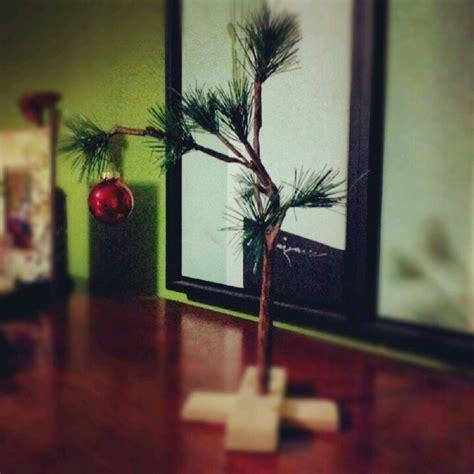 my mini charlie brown tree walgreens 6 99