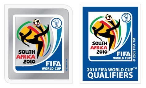 Fifa World Cup 2010 South Africa Badge football teams shirt and kits fan world cup 2010 south africa patch