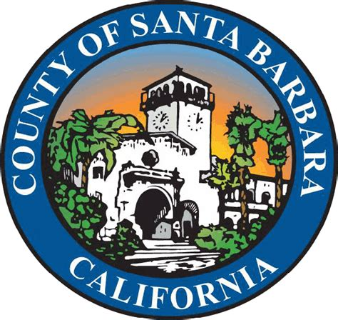 Santa Clara County Divorce Records Free File Seal Of Santa Barbara County California Png Wikimedia Commons