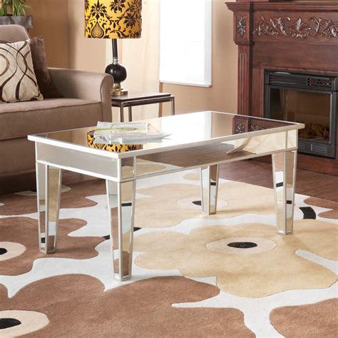mirrored coffee table set mirrored coffee table set ideas roy home design