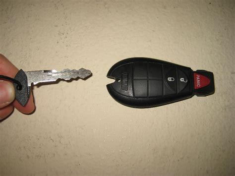 dodge ram 1500 key fob battery replacement guide 003