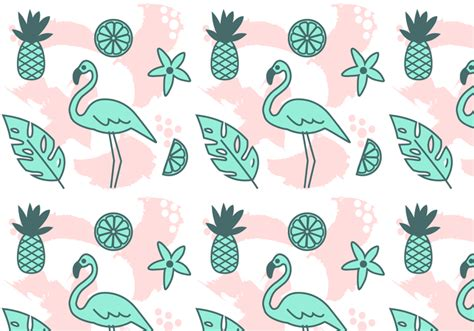 pattern tropical vector free tropical pattern vector download free vector art