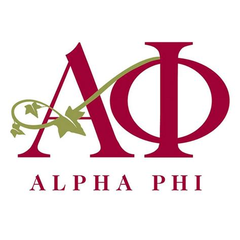 alpha phi colors interfraternity council lsu