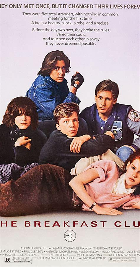 film mandarin break up club the breakfast club 1985 imdb