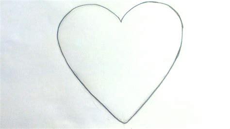 imagenes de corazones simples dibujos de corazones c 243 mo dibujar un emoji coraz 243 n a