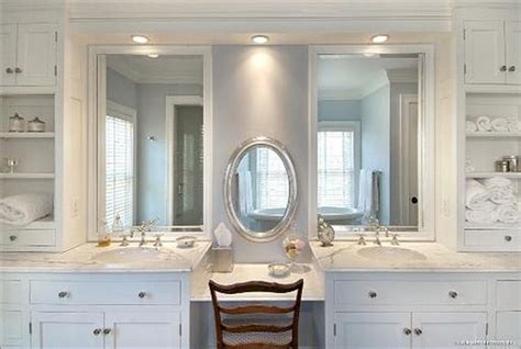 double bathroom vanities with makeup area double sink bathroom vanity with makeup area mugeek