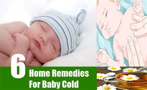 home remedies for colds and coughs in babies health