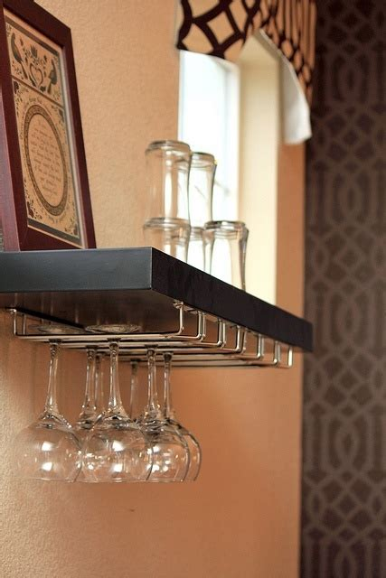 diy wine glass holder for the home our new home pinterest