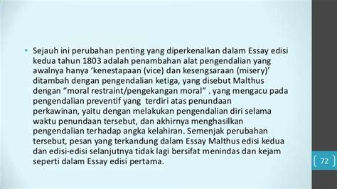 membuat essay diri sendiri thomas robert malthus andi makkuraga hidayat 281684