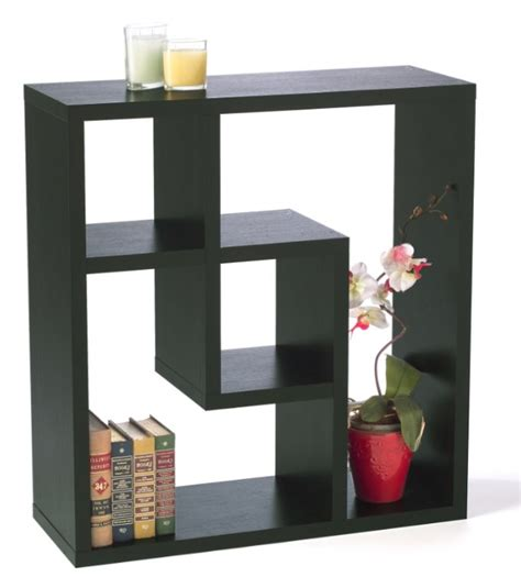 modern modular bookcase northfield modern espresso wood modular bookcase shelf ebay