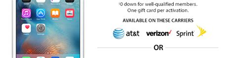 Sams Iphone Gift Card - sam s club buy any iphone get a 150 gift card plus more offers milled