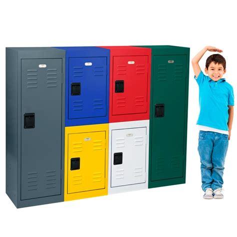 kids lockers schoollockers com all kids storage lockers single tier metal locker by