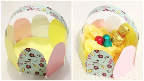 Easter Egg Paper Crafts - easter be a