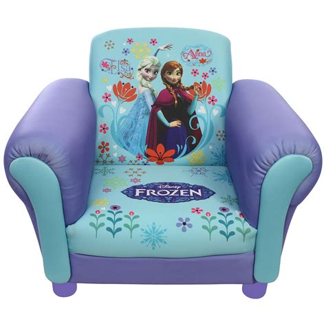 disney princess armchair children s princess frozen elsa anna upholstered chair