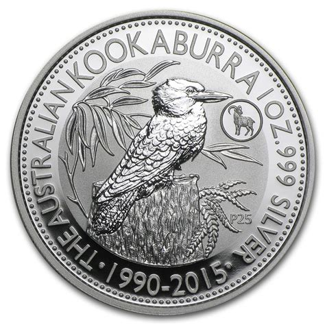 10 oz 2014 australian kookaburra silver coin 2015 australia 1 oz silver kookaburra coin perth mint
