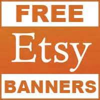 10 sites to download or make a free etsy banner for your shop