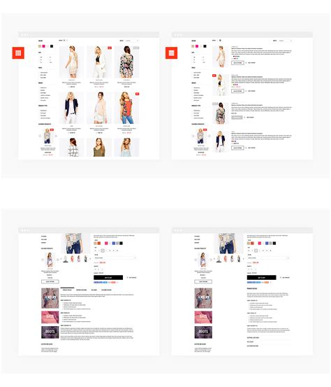 Fashionable Responsive Fashion Shopify Template Sections Ready Halothemes Com Shopify Gallery Page Template