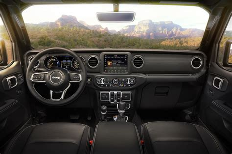 Home Interior Design India 2018 jeep wrangler unlimited sahara interior dashboard