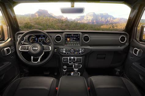 jeep wrangler unlimited sahara interior dashboard