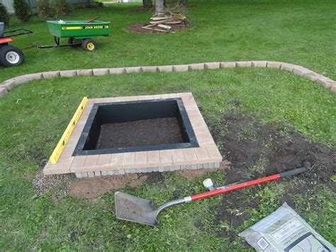 diy pit cheap and easy a cheap easy weekend or week diy backyard bonfire pit nurani