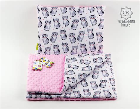 Baby Decke Set by Minky Babydecke Set Kikamela