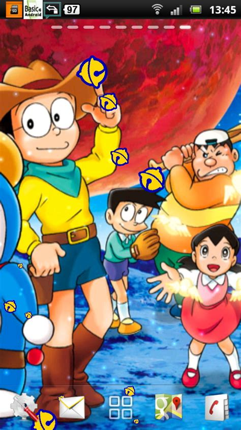 doraemon live wallpaper for android doraemon wallpaper for android wallpapersafari