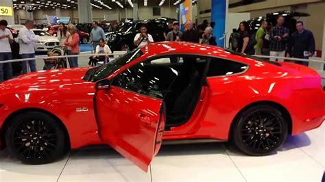Mustang Auto Dallas by 2015 Mustang Gt Walk Around Dallas Auto Show